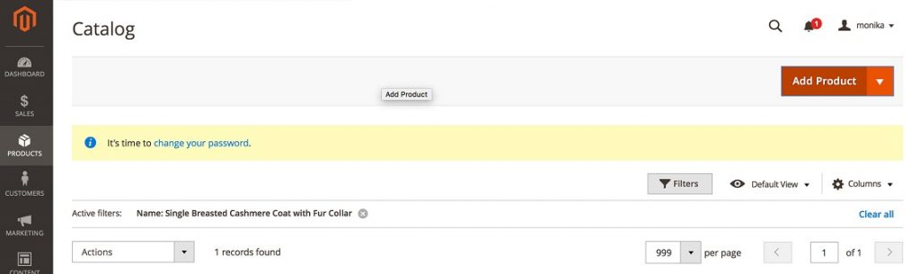 adding products to magento ecommerce store step by step guide part 2