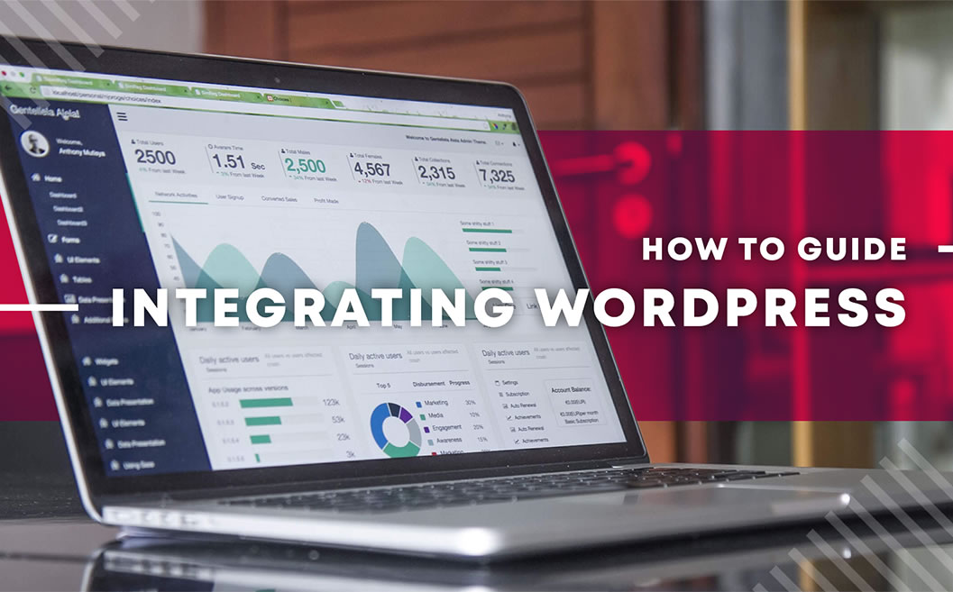 How to Guide: Integrating WordPress